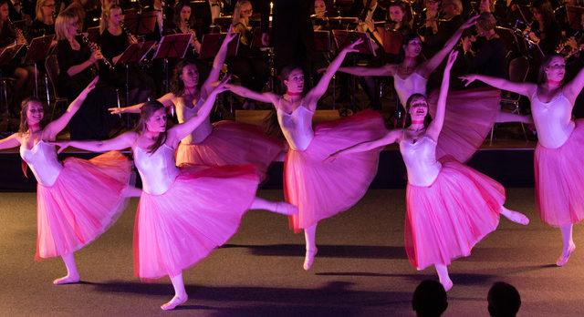 Aufführung Ballett