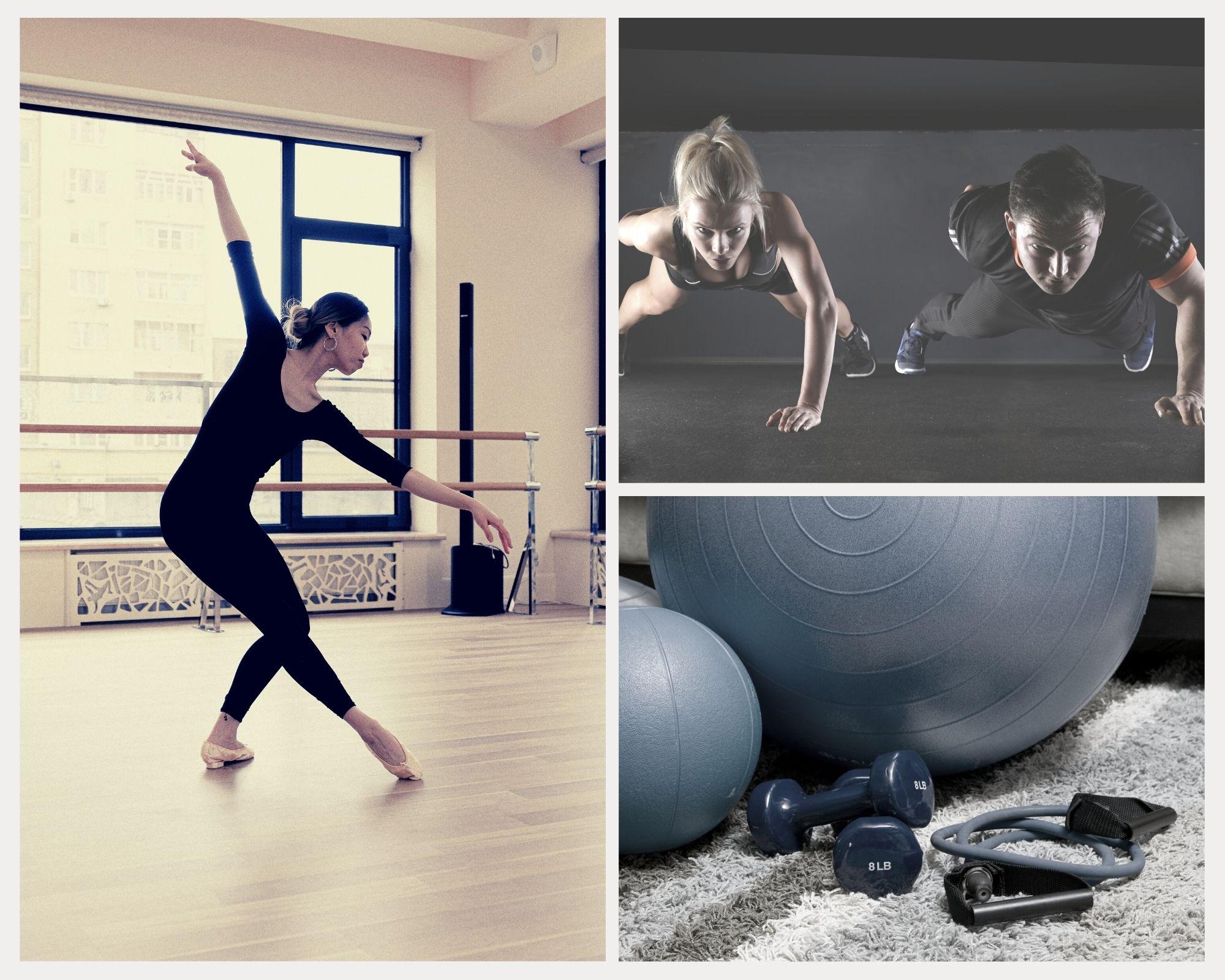 Personaltraining Workout