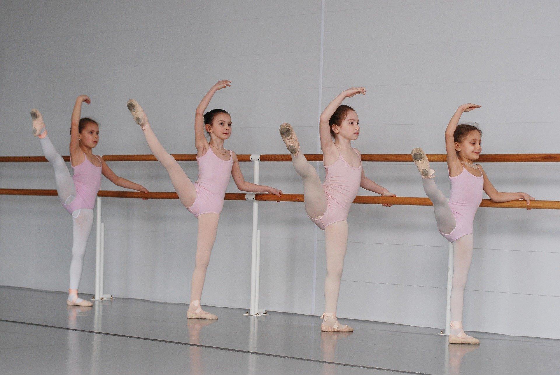 Ballett für Kleinkinder