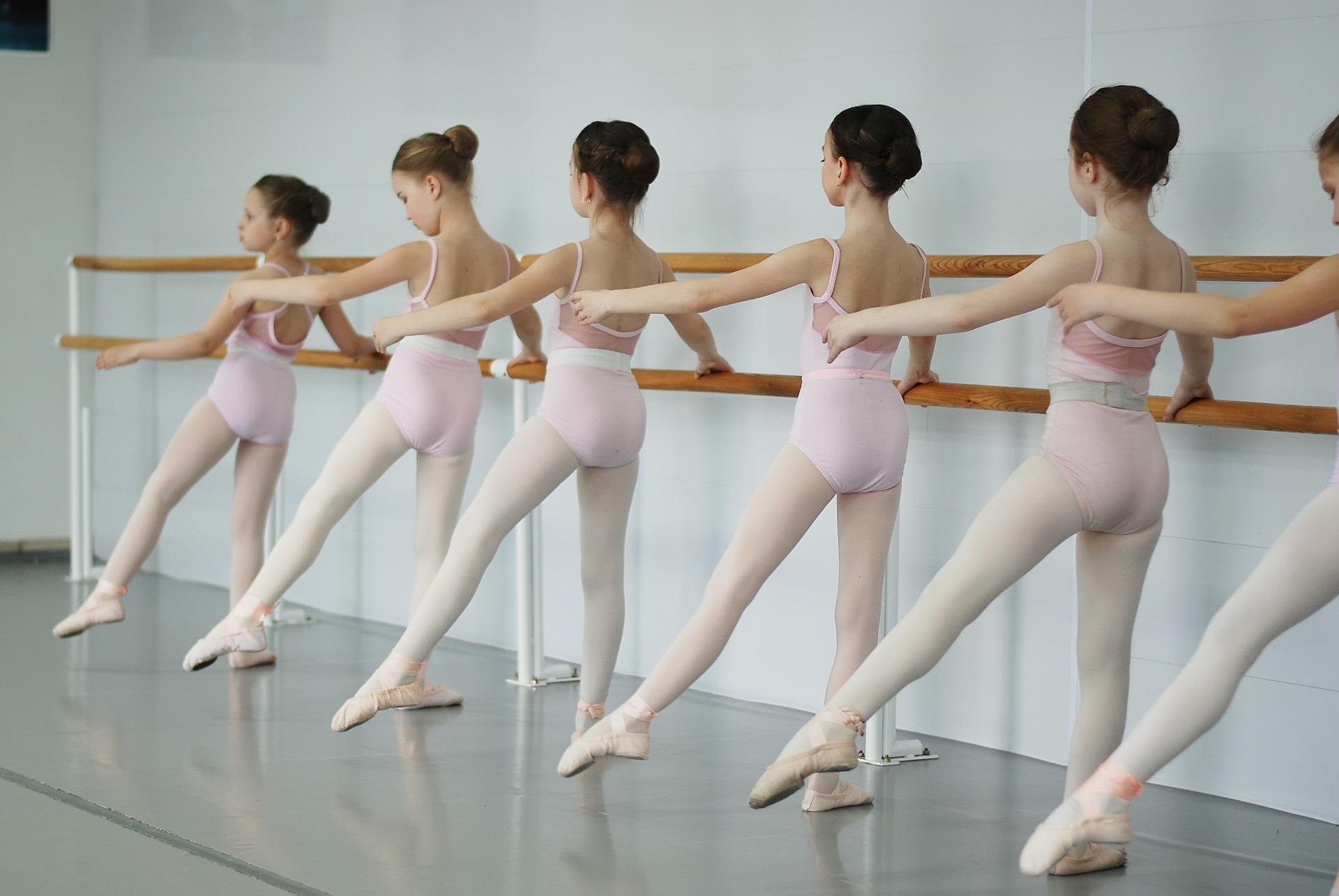 Ballettkurs in der Ballettschule Schoofs Carell